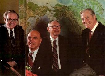 Walter Scloss and Gang